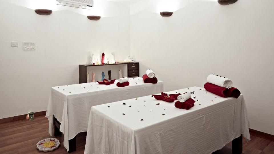 Spa at Clarks Amer Jaipur - Luxury Hotel in Jaipur
