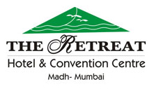 The Retreat Hotel and Convention Centre, Malad, Mumbai Mumbai logo The Retreat Hotel Madh Mumbai