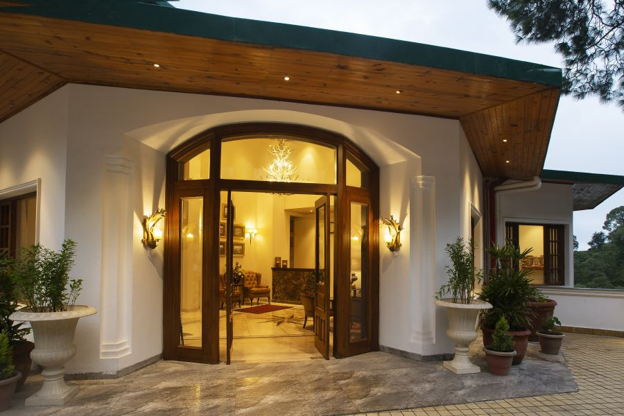 alt-text Facade 4, Bara Bungalow, Kasauli, Kasauli Resort