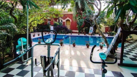 Mahodadhi Palace - A Beach View Heritage Hotel in Puri Puri gym facilities Mahodadhi Palace Beach View Heritage Hotel in Puri