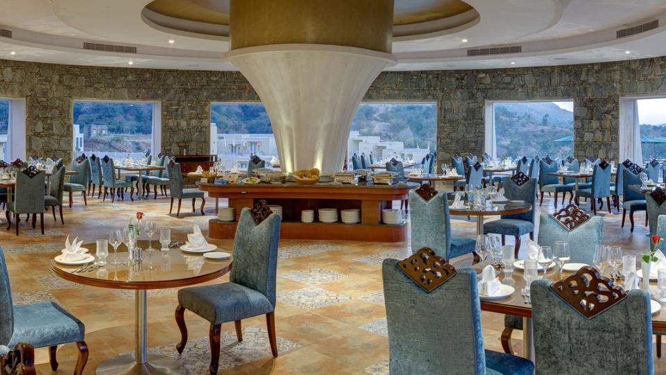 Pangat Restaurant Ramada Resort Kumbhalgarh