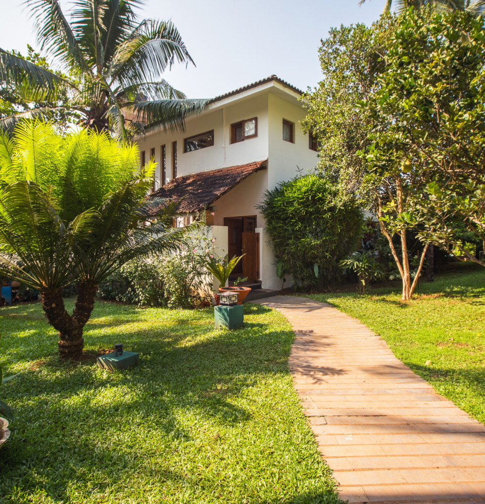 Scenery, Hamsa Villas Goa, Best Resort In Goa 7