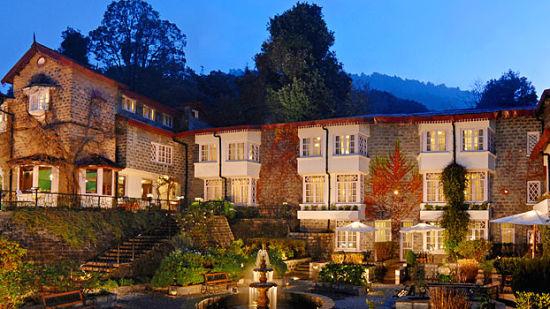 Ganga Lahari Hotel, Haridwar Haridwar Exterior 1 The Naini Retreat Hotel Nainital