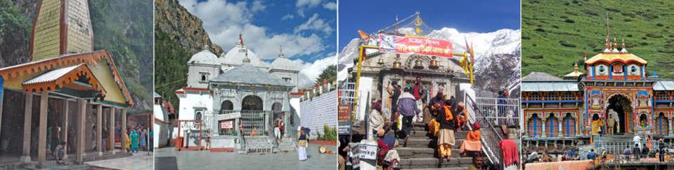 ChardhamTemples - The Chardham Camps Uttarkashi