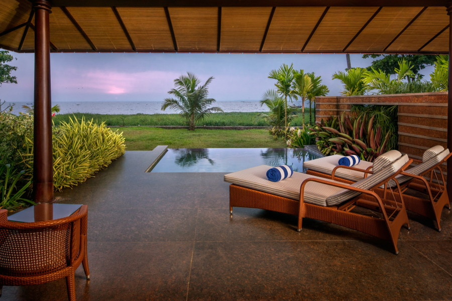 alt-text Niraamaya Retreats Backwaters and Beyond, Kumarakom Resort 888