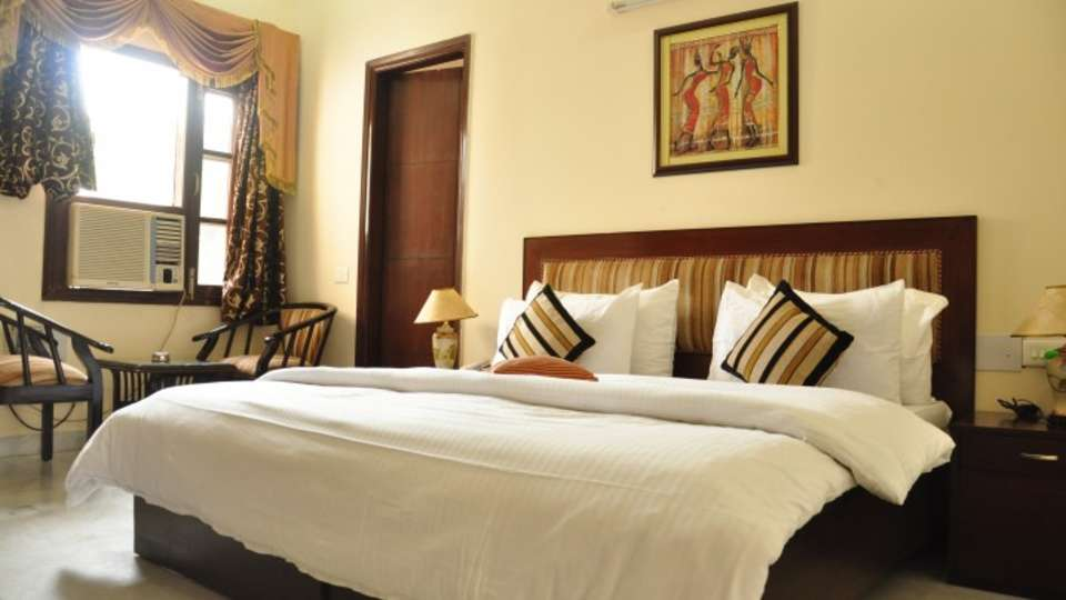 Hotel Ess Kay Ess Villa New Delhi And NCR Rooms Hotel Ess Kay Ess Vill Gurgaon NCR 1