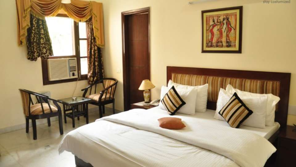 Hotel Ess Kay Ess Villa New Delhi And NCR Rooms Hotel Ess Kay Ess Vill Gurgaon NCR 2