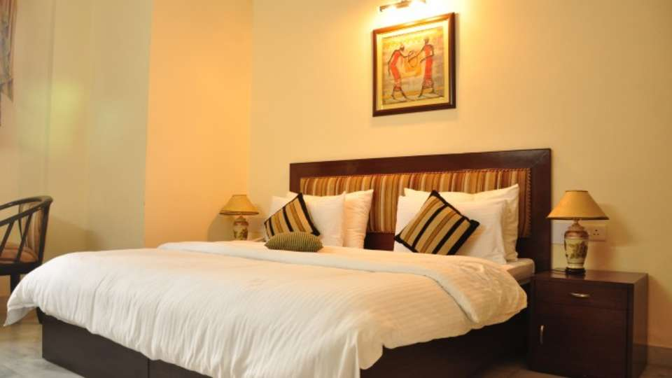 Hotel Ess Kay Ess Villa New Delhi And NCR Rooms Hotel Ess Kay Ess Vill Gurgaon NCR 3