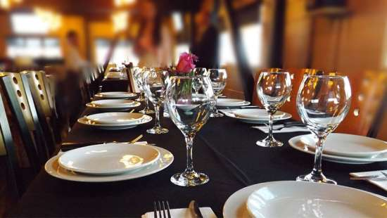 private banquet room012