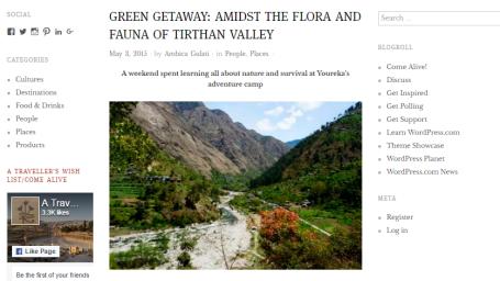 Green Getaway Camps  amidst the Flora and Fauna Green Getaway Camps