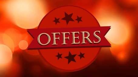Offer at Wonderla Amusement Parks & Resort