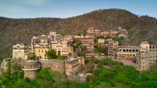 Neemrana Hotels  Neemrana Fort-Palace Neemrana Hotels Hotels in India