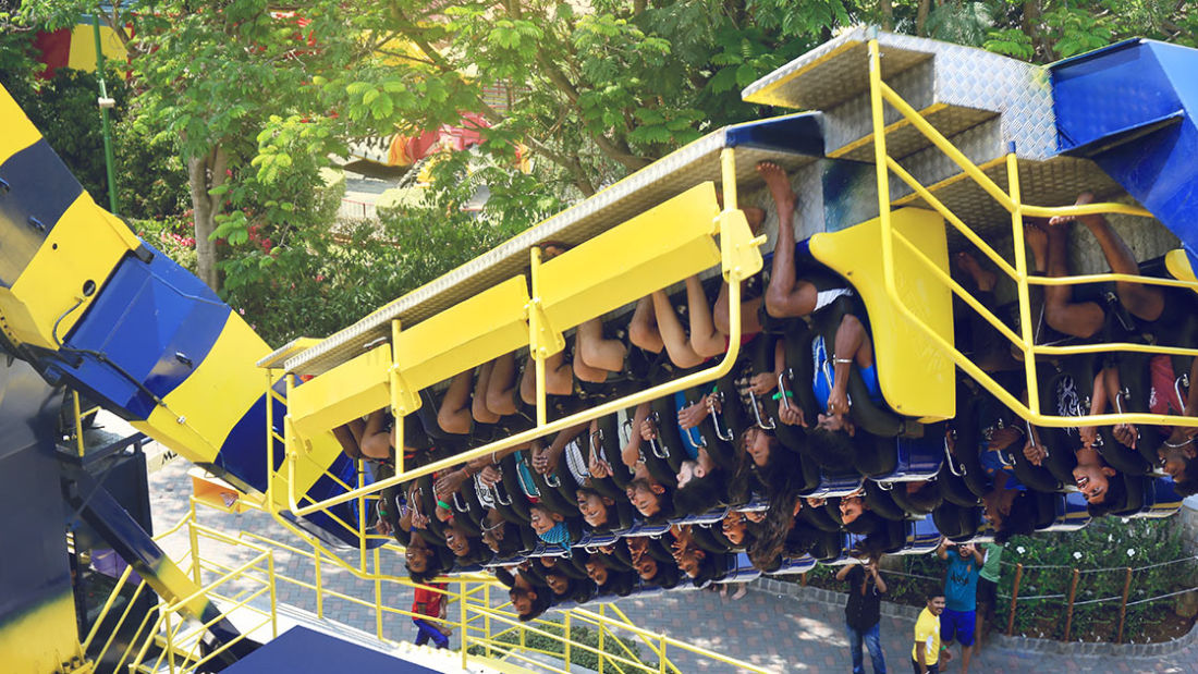 Wonderla Amusement Parks & Resort  02