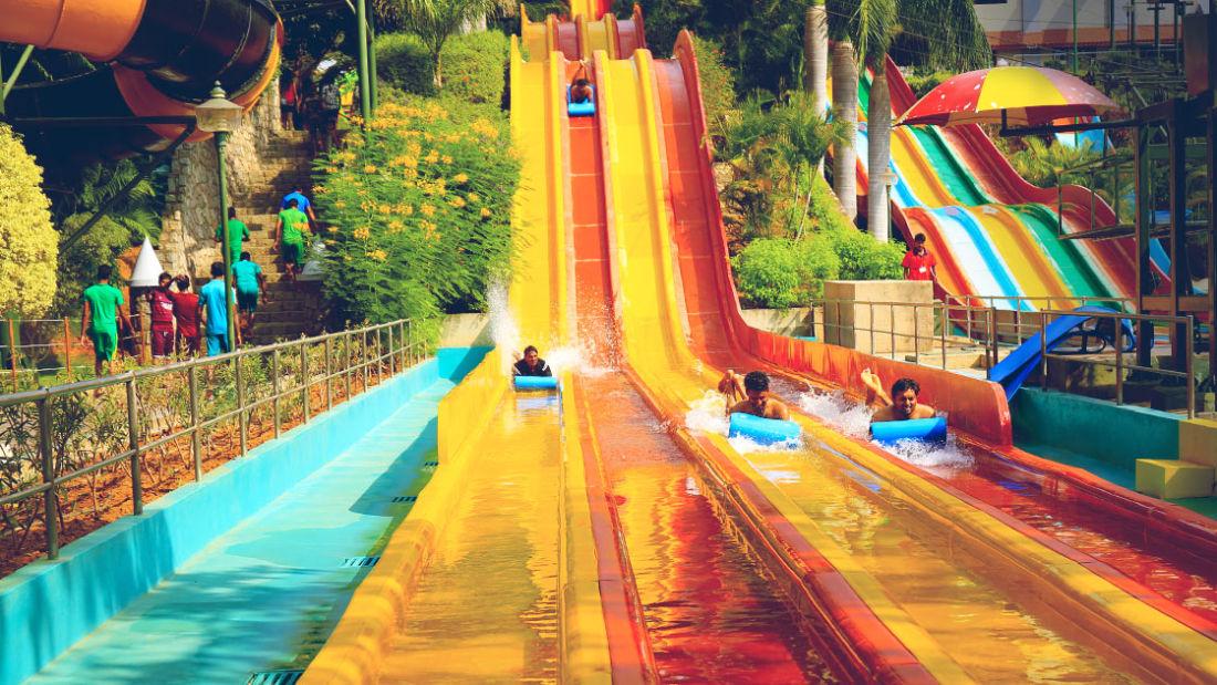 Wonderla Amusement Parks & Resort  04