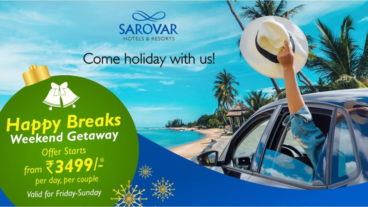 Sarovar-Weekend Offer Banner 1200x628px
