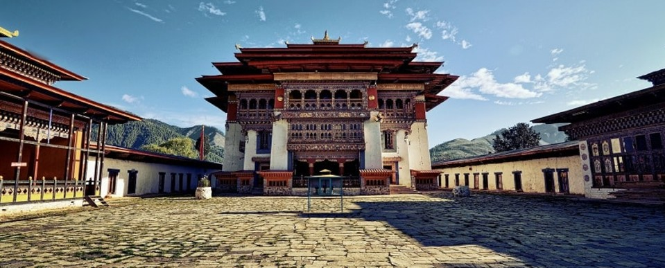 punakha dzong summit hotels and resorts