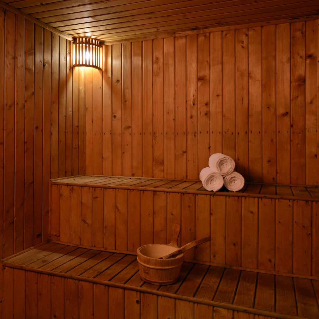 Sauna Facility at our resort in Mathura - Shri Radha Brij Vasundhara Resort Spa