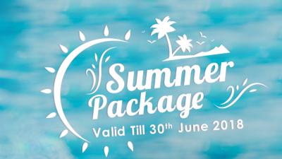 Summer Vacation Package VITS Bhubaneswar Hotel
