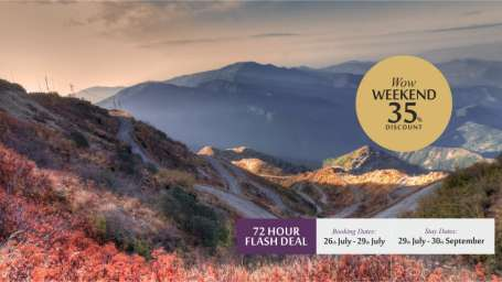 Mount Weekend Offer 1