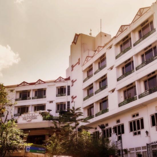 Hotel Polo Towers, Shillong  Facade Hotel Polo Towers Shillong