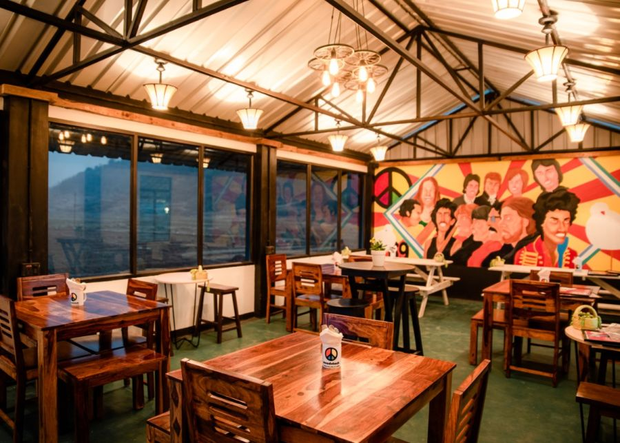 alt-text Woodstock Farmhouse | Air BnB in Shillong