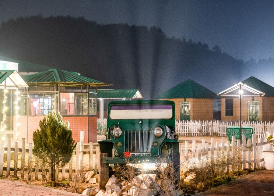 alt-text Woodstock Farmhouse | Budget Hotels Near Shillong