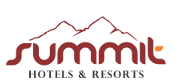 Logo of Summit Hotels and Resorts in India