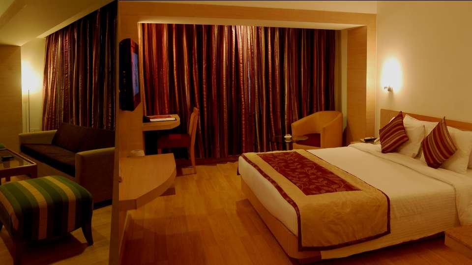 VITS Bhubaneswar Hotel Bhubaneswar Superior Room at VITS Hotel Bhubaneswar