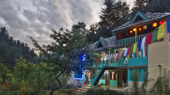 Parvati River Cottage Kasol Hotel Parvati Woods Camps in Kasol IMG 6117