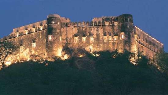 Hill Fort Kesroli - Alwar Kesroli Homepage Hotel Hill Fort Kesroli Alwar Rajasthan 7