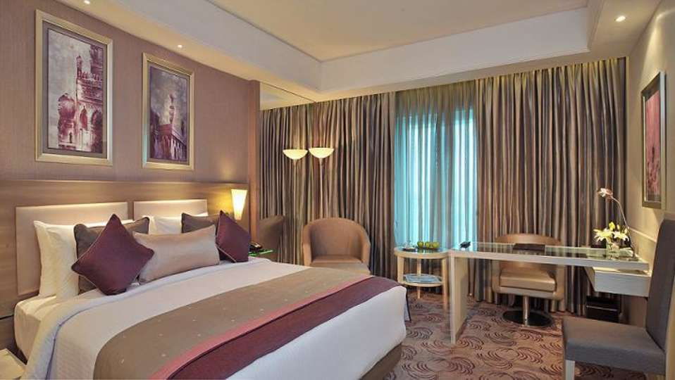 Superior Rooms Radisson Hyderabad Hitech City Hyderabad 7