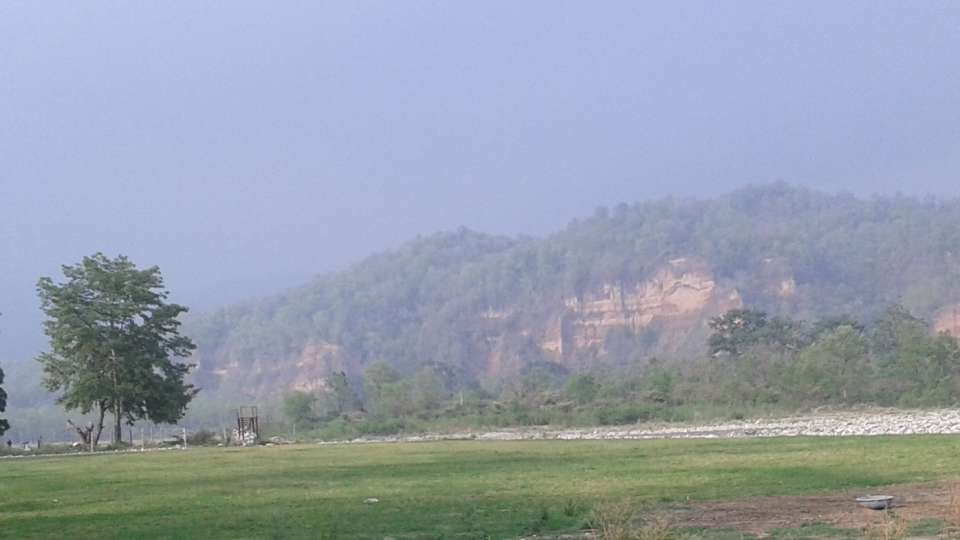 Tiger Camp Resort, Corbett Uttarakhand 20150626 1701081
