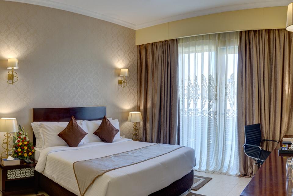 Premier Room Ramada Resort Kumbhalgarh Hotel in Kumbhalgarh 1