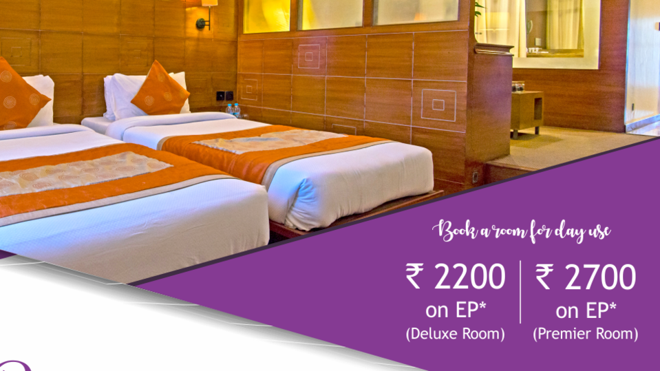 Day Stay Offer at The Orchid Hotel Pune