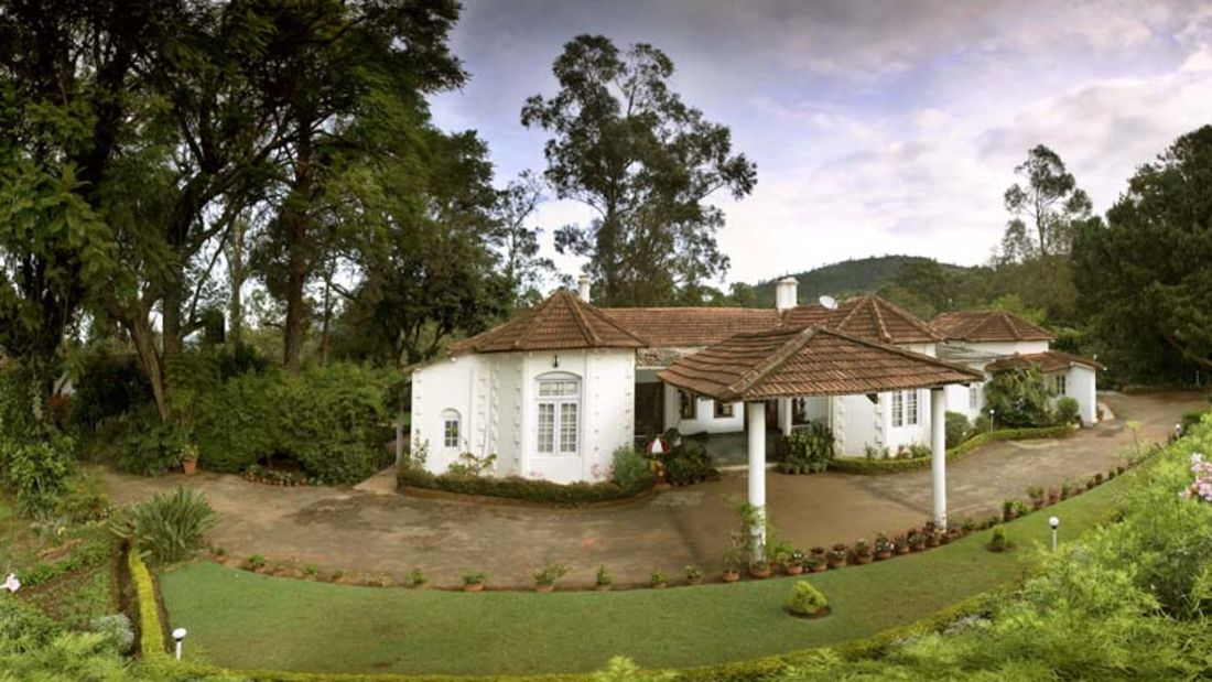Wallwood Garden - 19th C, Coonoor  Wallwood Garden - 19th C Coonoor Hotels 4