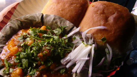 Pav bhaji, Grand Hometel Mumbai, best hotels in malad-mumbai