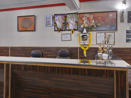 Hotel Vikrant Inn, Manali Manali RECEPTION Hotel Vikrant Inn Manali