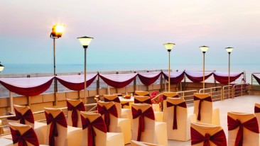 weddings at hotel ramada plaza palm grove juhu beach mumbai