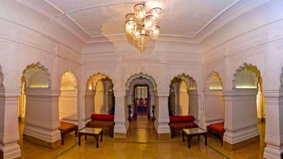 Premises interior The Baradari Palace Patiala, Hotels in Patiala