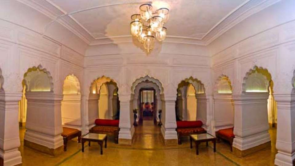 Premises interior The Baradari Palace Patiala, Hotels in Patiala