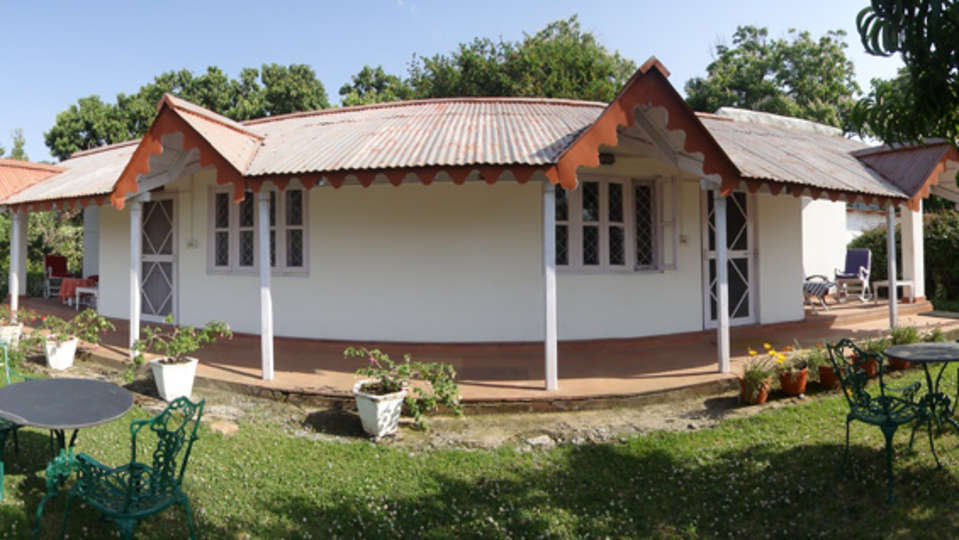 The Ramgarh Bungalows - 19th C, Kumaon Hills Kumaon Vista Villa The Ramgarh Bungalows Kumaon Hills Uttarakhand