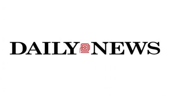 daily news masthead