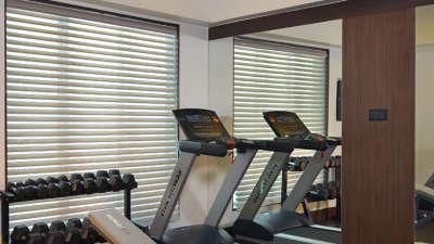 Gym at Residency Sarovar Portico Mumbai