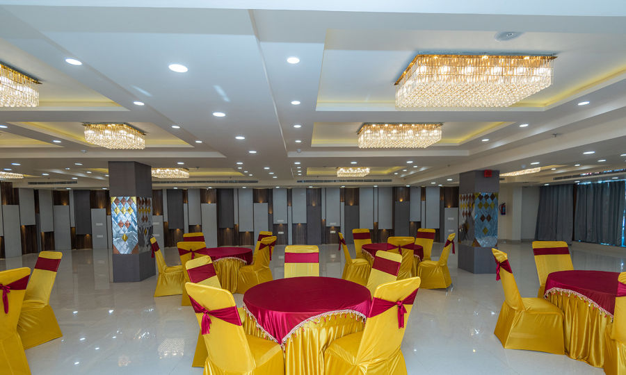 alt-text Banquet Hall
