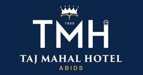 Taj Mahal Hotel in Hyderabad Hyderabad Taj Mahal Hotel Abids Hyderabad Logo