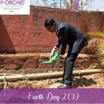 Earth Day 2 the orchid hotel pune