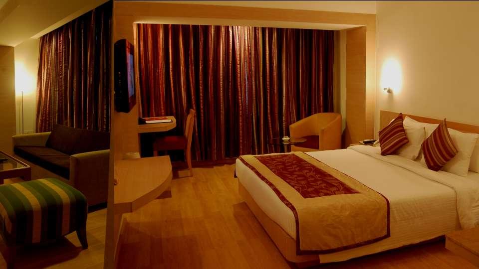 The Orchid Bhubaneshwar - Odisha Bhubaneshwar Superior Room at The Orchid Bhubaneshwar - Odisha