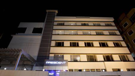 Hotel Southern Star Bengaluru Bengaluru Facade Hotel Southern Star Bangalore 20