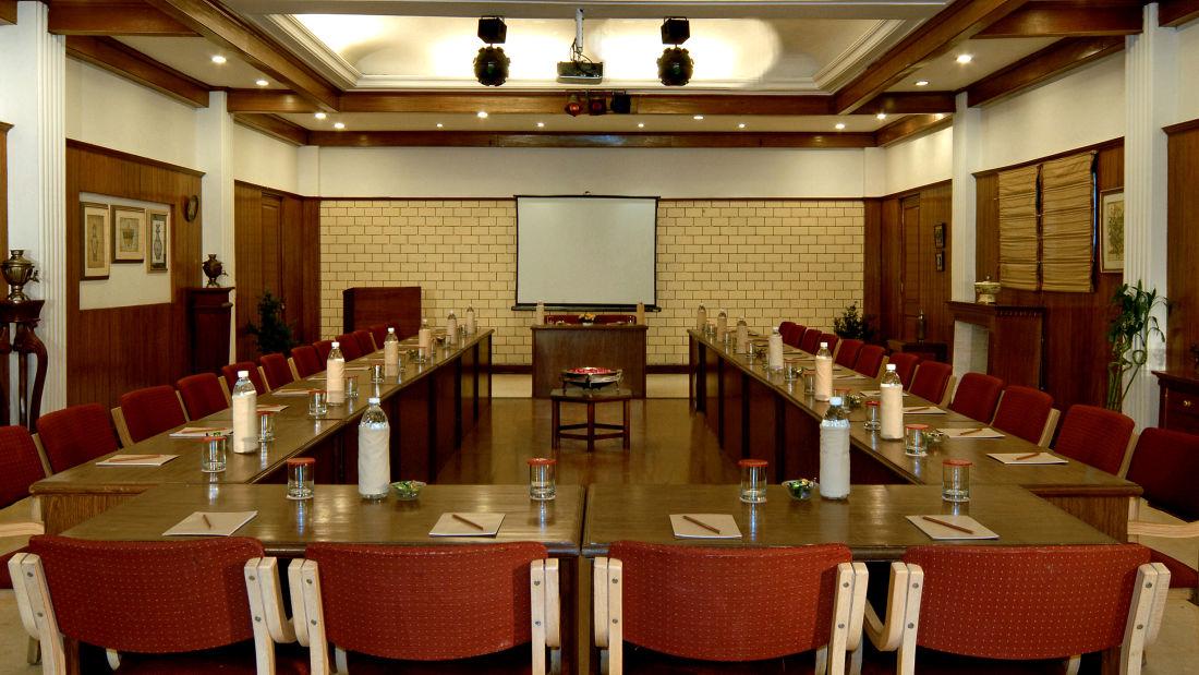 Conference U Shaped Set-up