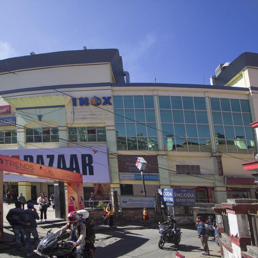 alt-text Rink Mall in darjeeling